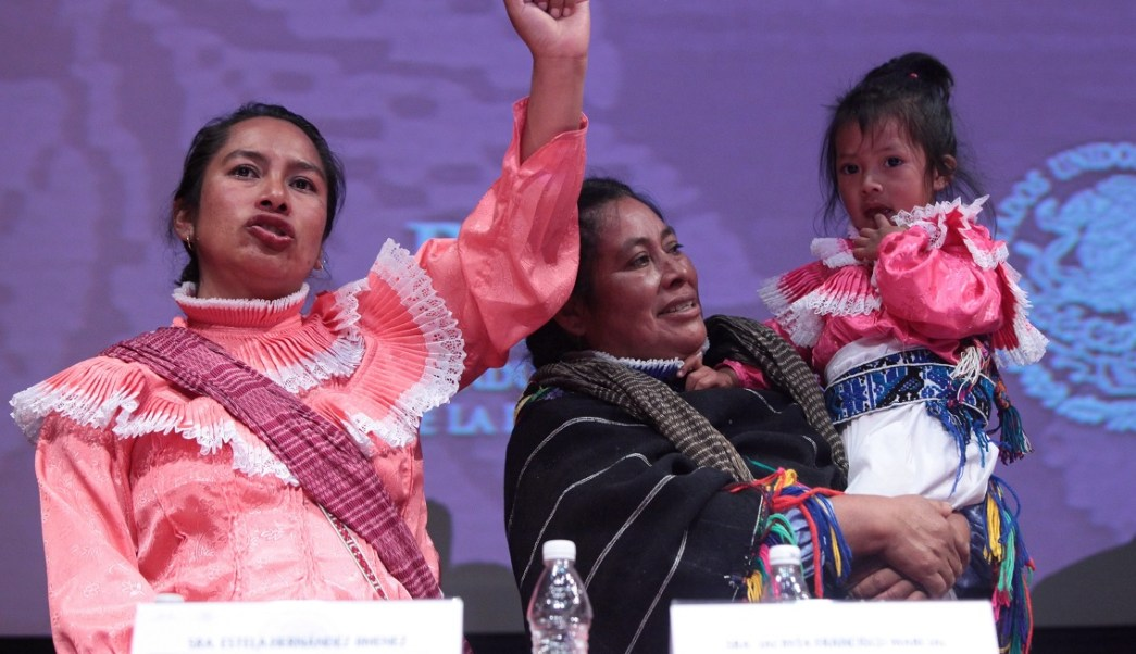 La PGR ofrece disculpa pública a las indígenas acusadas de secuestro.