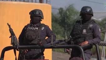 Según el gobierno de Nayarit, durante el enfrentamiento murieron 15 miembros de la organización delictiva. (Noticieros Televisa)