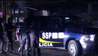 Policías de la CDMX (Noticieros Televisa)