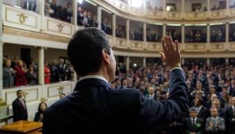 Peña Nieto reconoce que son tiempos de decisiones cruciales para el futuro del país (Presidencia)