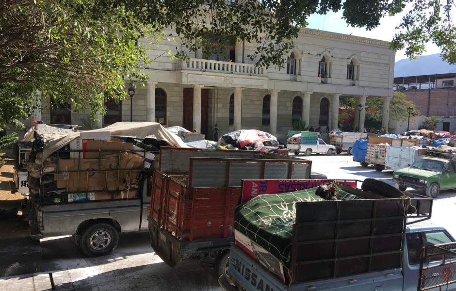 La Secretaría de Salud de Guerrero emitió una Declaratoria de Emergencia Sanitaria, ante los riesgos por el cúmulo de basura en calles del municipio de Chilpancingo.