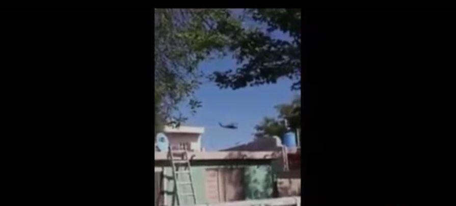 Reportan situación de riesgo en Reynosa (Imagen captada por FOROtv)