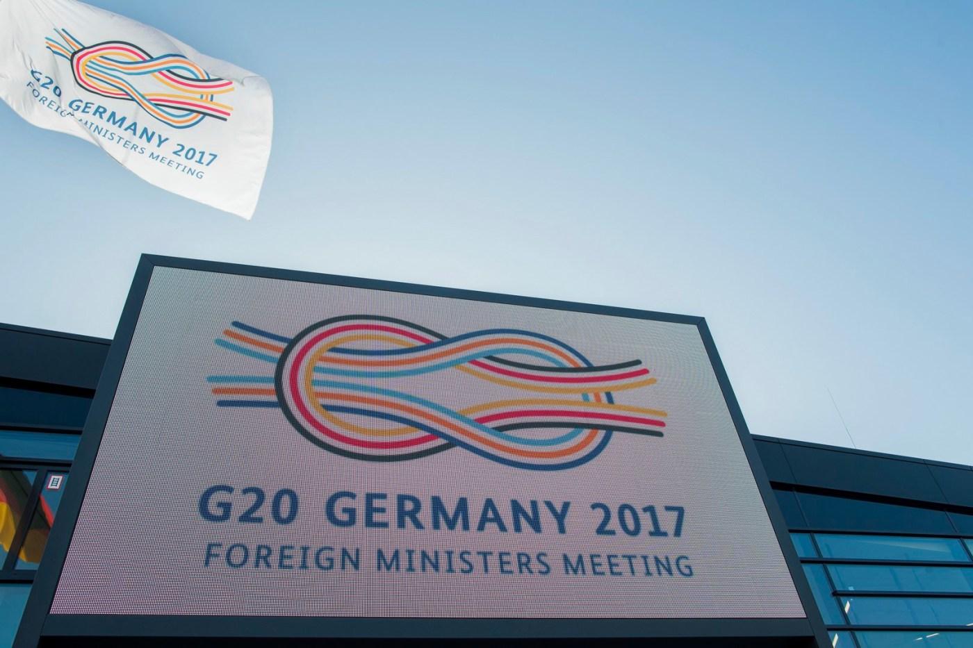 Reunión de ministros de Asuntos Exteriores del Grupo de los Veinte será en Alemania. (AP)