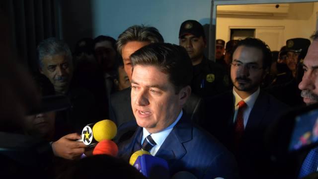 Niegan congelar orden aprehensión Rodrigo Medina