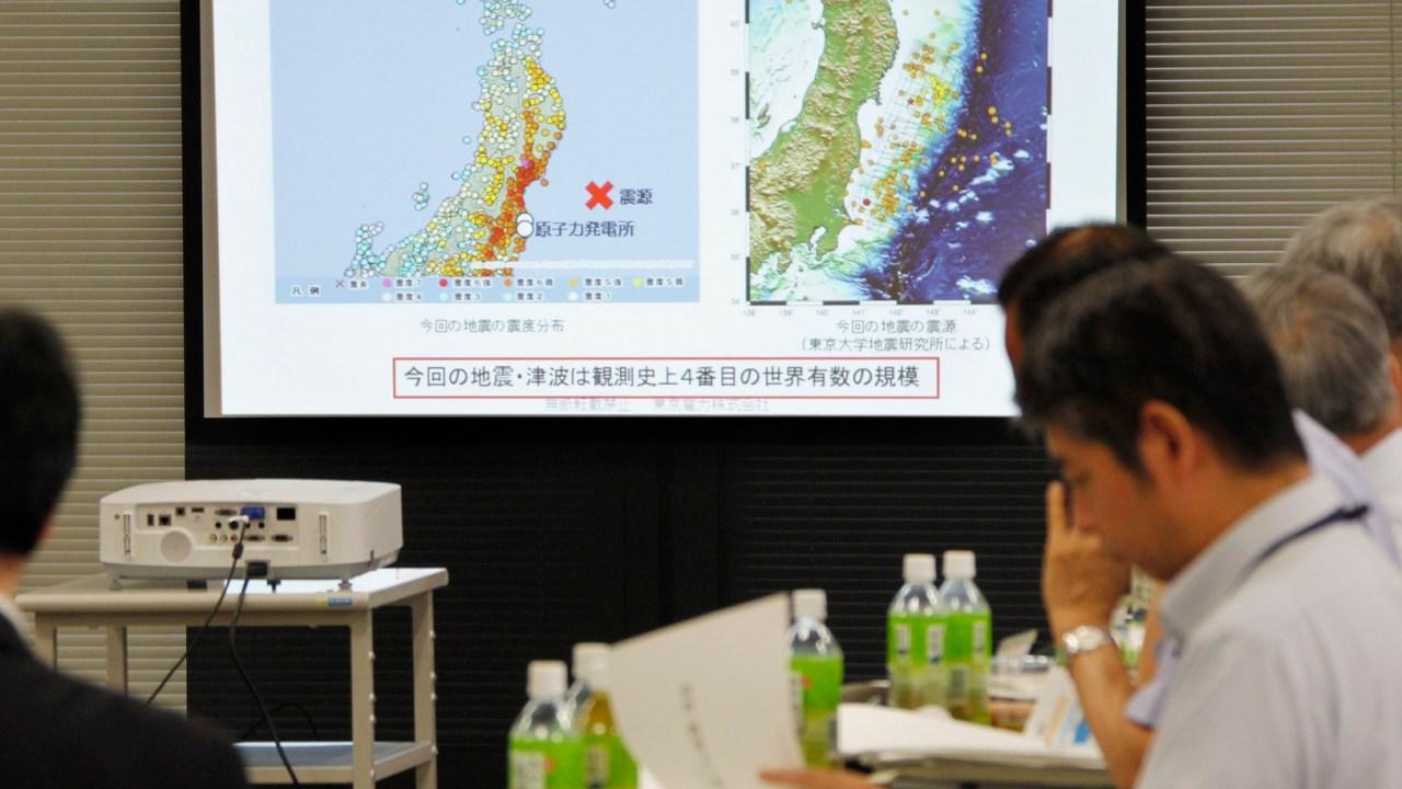 Se registra sismo de 5.6 grados Ritcher en el noreste de Japón, cerca de la central nuclear de Fukushima. (AP, Archivo)
