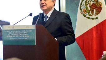 Pedro Joaquín Coldwell, secretario de Energía