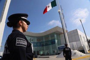 Segunda Oficina Regional de la PF, Zona Noreste, en Matamoros, Tamaulipas (Twitter @ManelichCC)