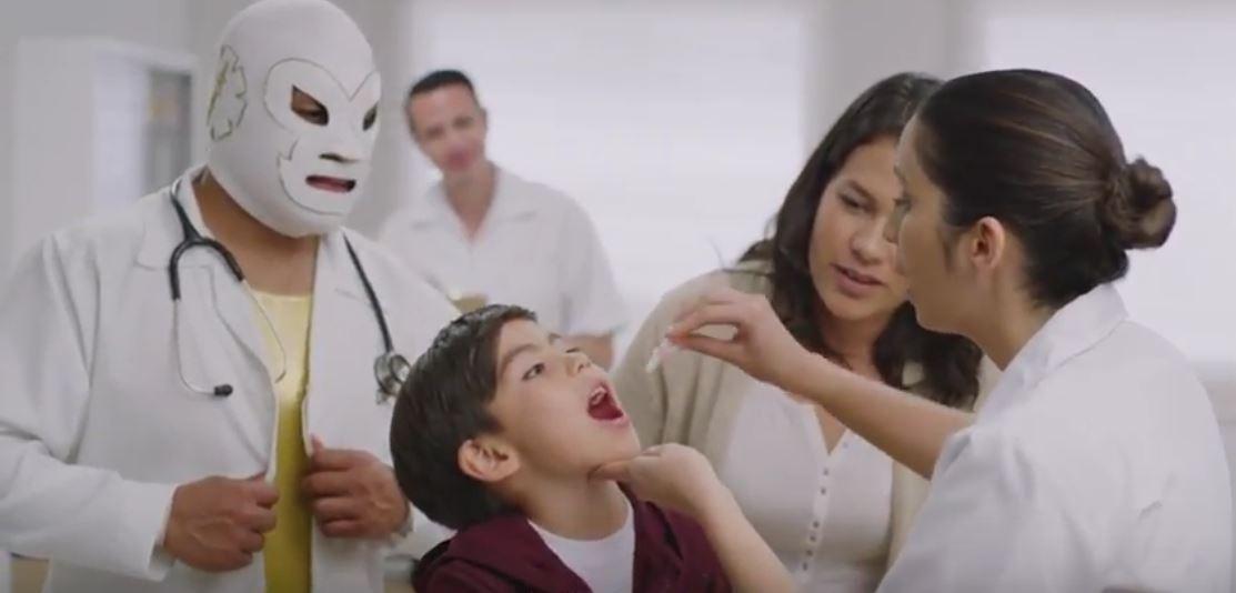 Semana Nacional de Vacunación en México (Secretaría de Salud)