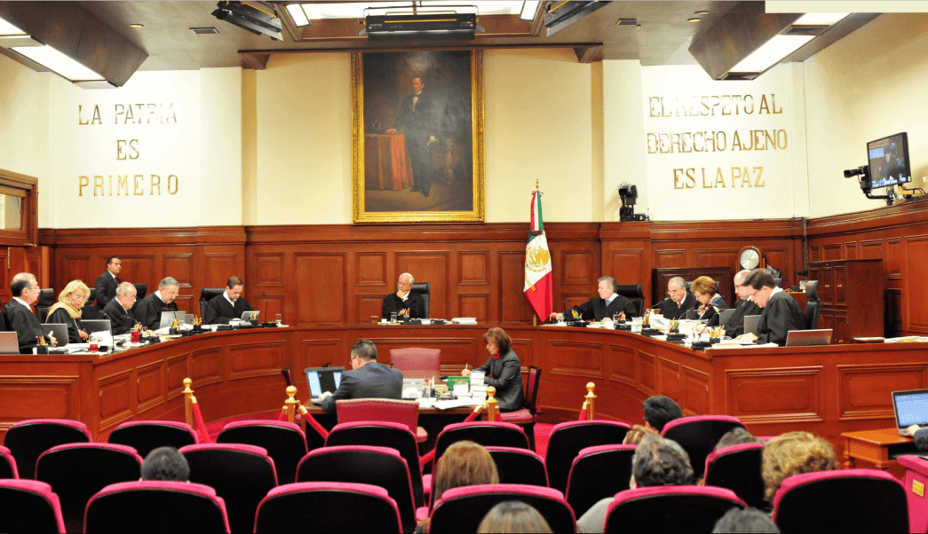 SCJN invalida estados prohíban relección magistrados