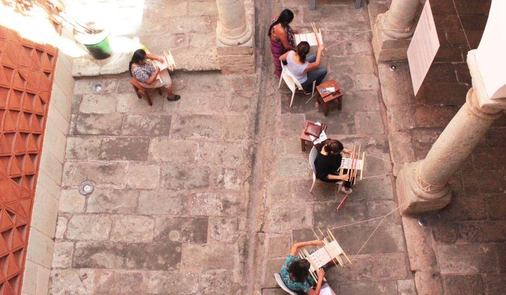 Museo Textil de Oaxaca busca mantener técnicas indígenas