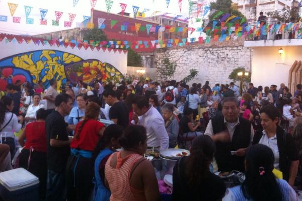 La Feria del Tamal Tuxtleco reúne a expertos culinarios de Chiapas; los visitante pueden disfrutar de los tradicionales tamales de nacapitú, de cuchunúc, de juacané y de chipilín