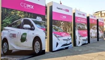 Los autos híbridos usados para taxi cuentan con dos motores y no necesitan terminales de carga.