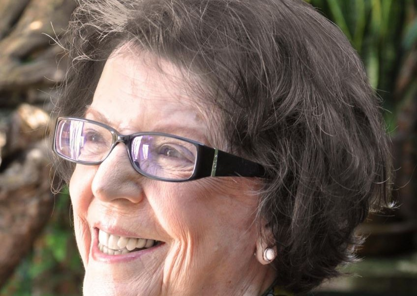 """En la cuenta de Twitter de la propia Teresa del Conde, sus familiares escribieron """"Con mucha tristeza compartimos que el día de hoy fallece la doctora del Conde. Su familia agradece sus atenciones"""". (Twiiter@TereDelConde)"""