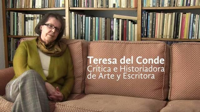 Teresa del Conde falleció la noche del jueves, a la edad de 79 años. (Facebook: Teresa del Conde)