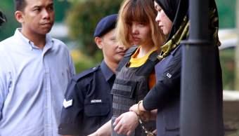 Un magistrado consideró que la indonesia Siti Aisha y la vietnamita Doan Thi Huong planearon el asesinato de Kim Jong-nam.