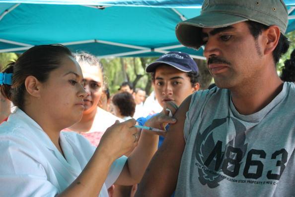 Nuevo León tiene el 33% de los casos confirmados de influenza estacional en el país (Gettyimages/Archivo)