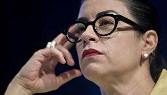 Vanessa Rubio Márquez, subsecretaria de Hacienda (Getty Images)