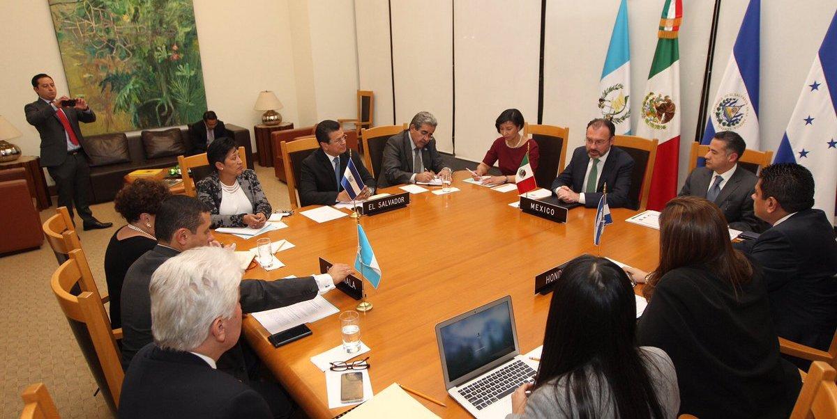 Los cancilleres acordaron continuar el diálogo y el trabajo conjunto.