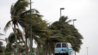 Pronostican rachas de vientos que pueden superar los 60 kilómetros por hora en Baja California, Baja California Sur, Sonora y Chihuahua (AP/archivo)