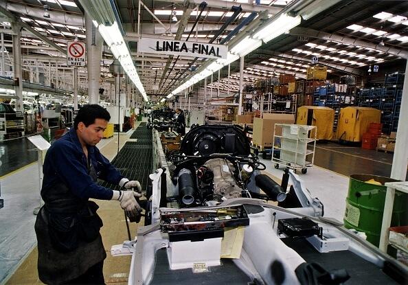 Tan sólo en enero de este año, México exportó a Estados Unidos 162 mil 207 unidades, beneficiando a las compañías de autopartes norteamericanas. (Getty images, archivo)
