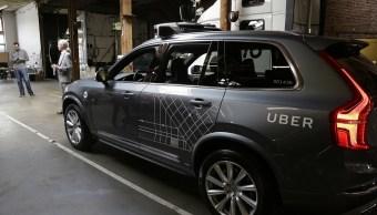Waymo acusa a Uber de robo de secreto industrial y violación de patente.