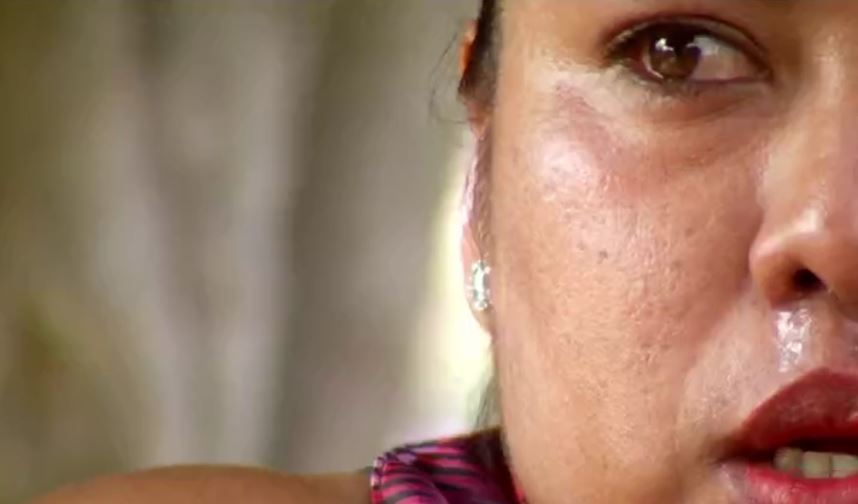 Yazmin Espinoza, deportada de Estados Unidos a México (Noticieros Televisa)