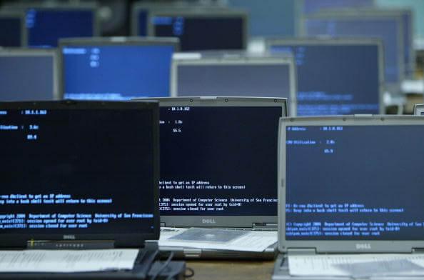 El ransomware fue creado en el año 2000 para robar información guardada en computadoras a través de la red. (Getty images, archivo)