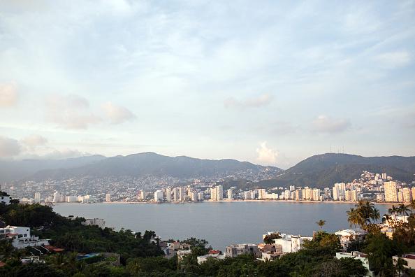 Puerto de Acapulco, Guerrero. (Getty Images, archivo)