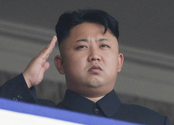 Kim Jong-un, líder de Corea del Norte. (Getty Images, archivo)