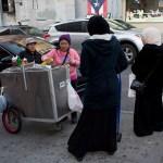 Migrantes mexicanas que trabajan en la %ta avenida en Brooklyn, NY. (Getty Images, archivo)