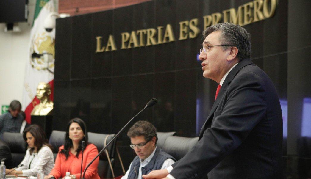 El presidente de la Comisión Nacional de los Derechos Humanos, Luis Raúl González Pérez. (Notimex, archivo)