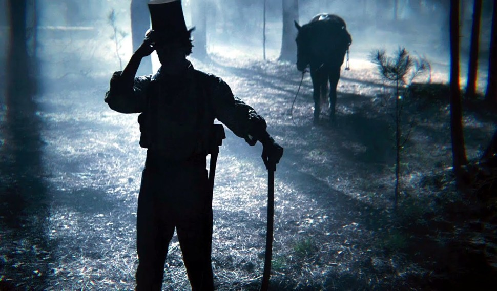 Abraham Lincoln Vampire Hunter Tarantino