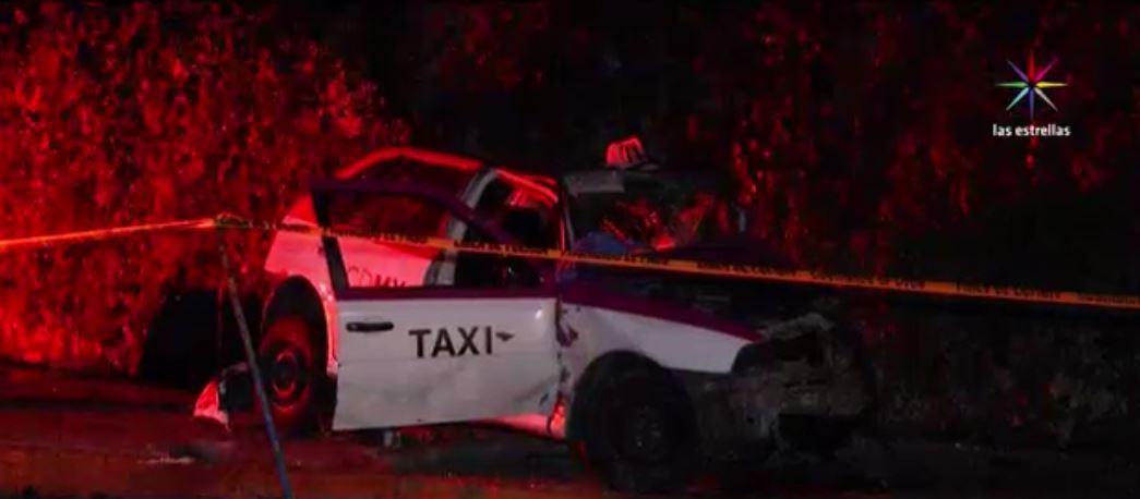 Accidentes en la CDMX dejan dos muertos. (Noticieros Televisa)