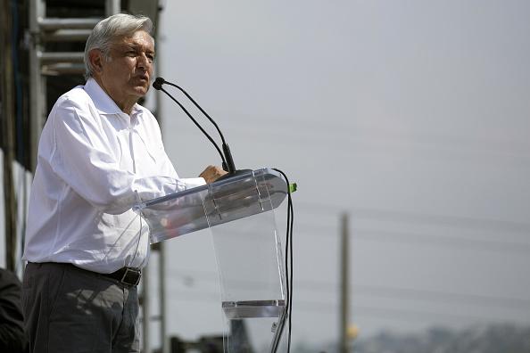 AMLO critica a Del Mazo por postura ante índices de inseguridad