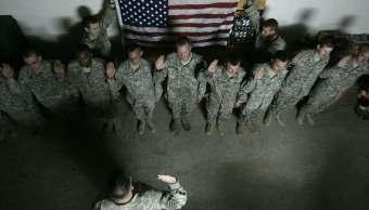 Soldados de los Estados Unidos durante un ejercicio militar. (Getty Images/archivo)