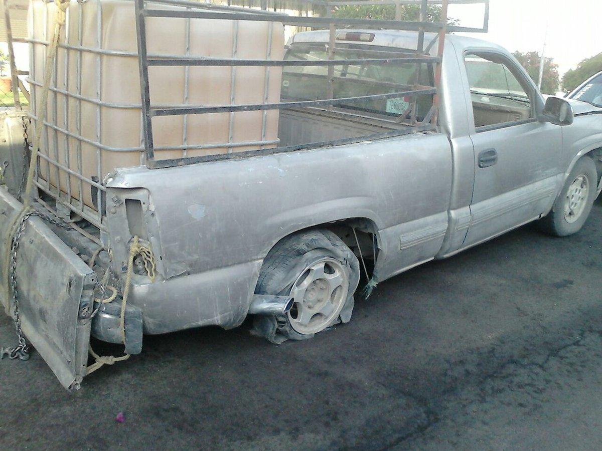 Aseguran combustible robado en Puebla. (Twitter @SSP_Puebla)