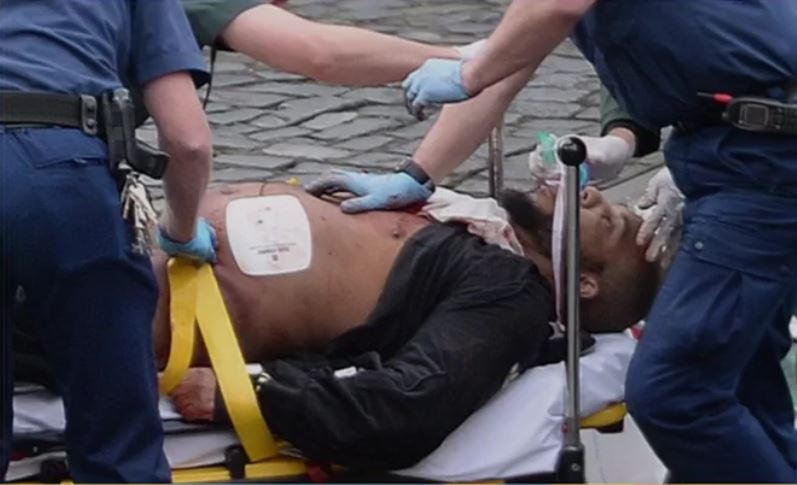 Scotland Yard identificó a Khalid Masood, de 52 años, como el autor del ataque en Londres. (Tomada de video)