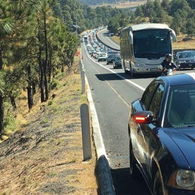 Capufe realiza operativo en carreteras del país por el fin de semana largo