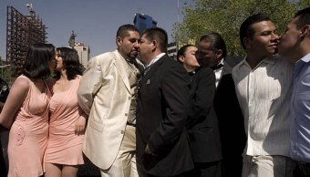 El registro civil de la Ciudad de México asegura que se han casado cuatro mil 627 parejas de hombres y tres mil 876 parejas de mujeres desde marzo de 2010 a 2017 (Getty Images/ archivo)