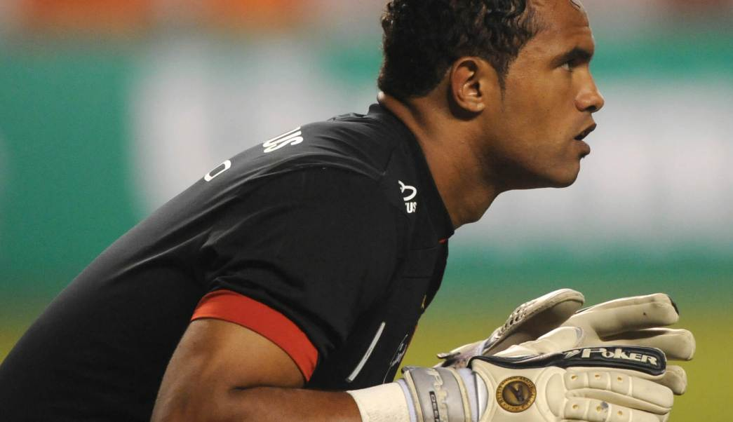 Bruno Fernandes de Souza nuevo portero del Boa Esporte.