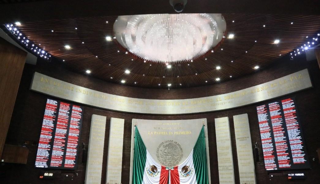 Cámara de Diputados. (Twitter: @DiputadosPRI/Archivo)