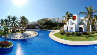 Camino Real, hotel huatulco, playa san agustin huatulco