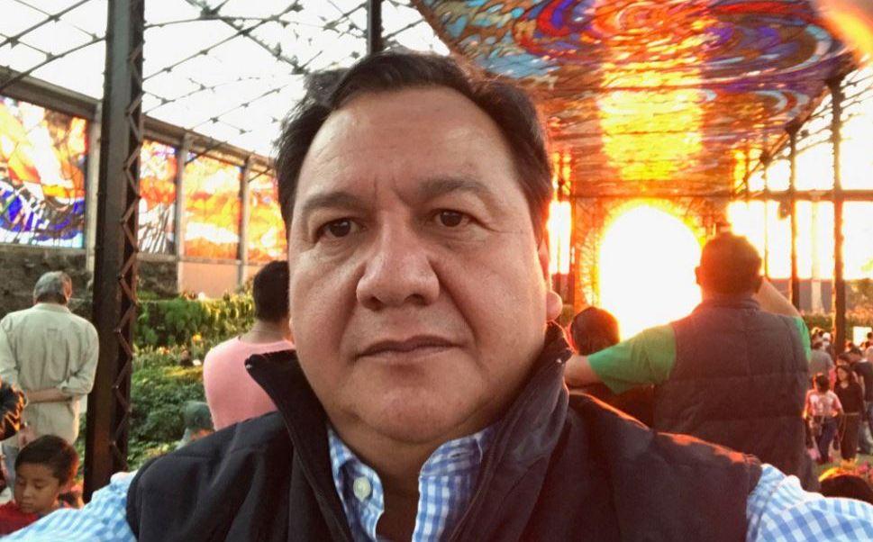 Óscar González asegura que no pudo rendir protesta porque hubo errores jurídicos de parte del área electoral del PT para cumplir con el procedimiento legal de toma de protesta (Twitter @OscarGonzalezYa)