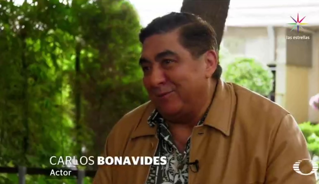 """""""A Carlos Bonavides lo que le importa es que no ofendan a su pueblo y están ofendiendo a nuestro pueblo"""", aseguró. (Noticieros Televisa)"""