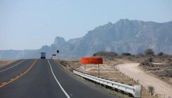 La vigilancia aérea ha servido para definir al menos 45 focos rojos por la incidencia de robos sobre carreteras del país. (Getty images)