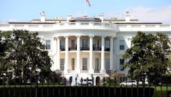 La fachada sur de la Casa Blanca, en Washington, Estados Unidos (Getty Images/archivo)