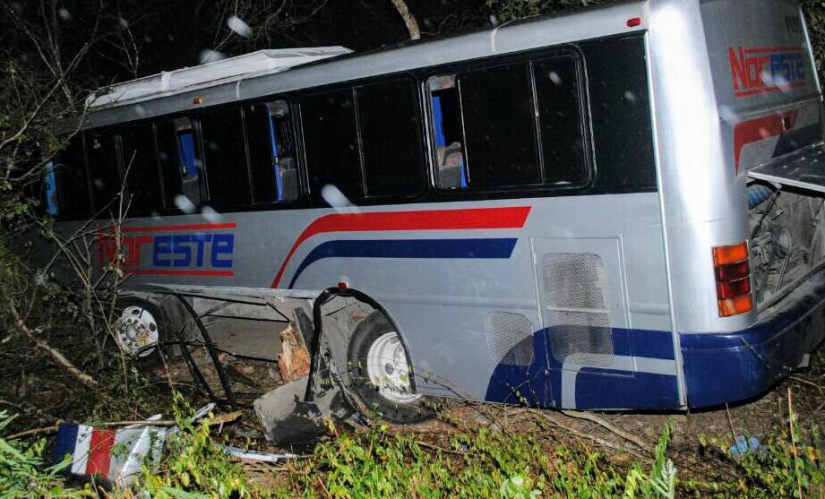 Choque de autobús deja 6 muertos en Yucatán. (Noticieros Televisa)