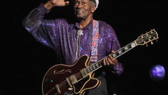 Chuck Berry es considerado uno de los pioneros de la música Rock and Roll (Getty Images/Archivo)
