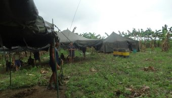 Colombia y Venezuela comparten una porosa frontera terrestre de 2 mil 219 kilómetros en la que es frecuente el paso de tropas.
