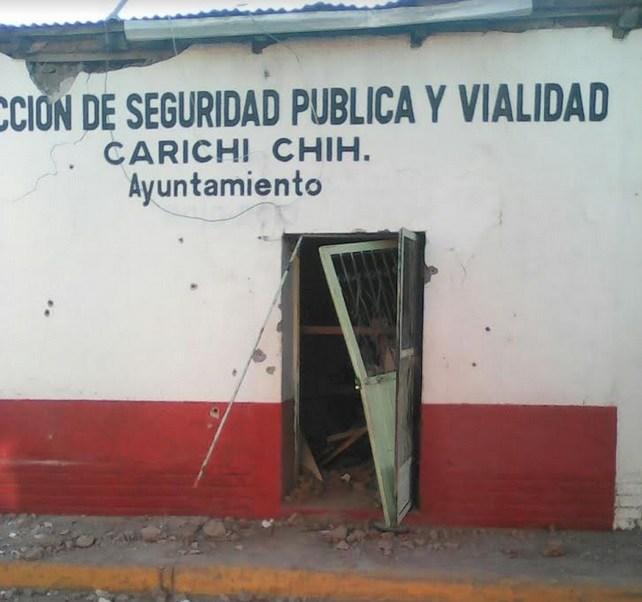Este es el segundo enfrentamiento ocurrido en la sierra de Chihuahua en esta semana. (Noticieros Televisa)